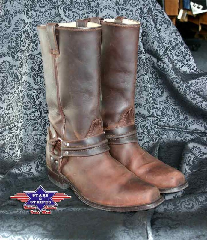 Westernboots WB-01