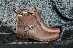 Western Ankle Boot WB-03