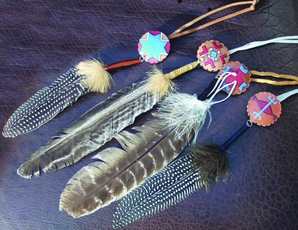 Feather Jewellery F-01