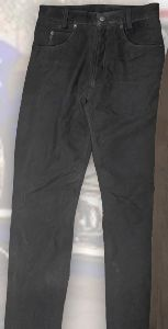 Nubuk Leather Trousers LH 07309
