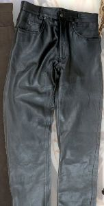 Smooth Leather Trousers LH 06306