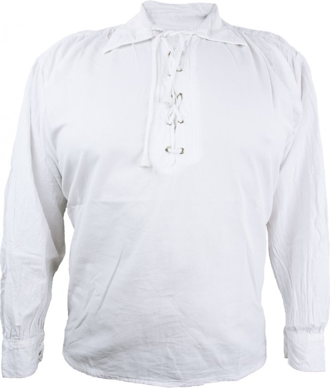 Pirates Shirt white P 41461