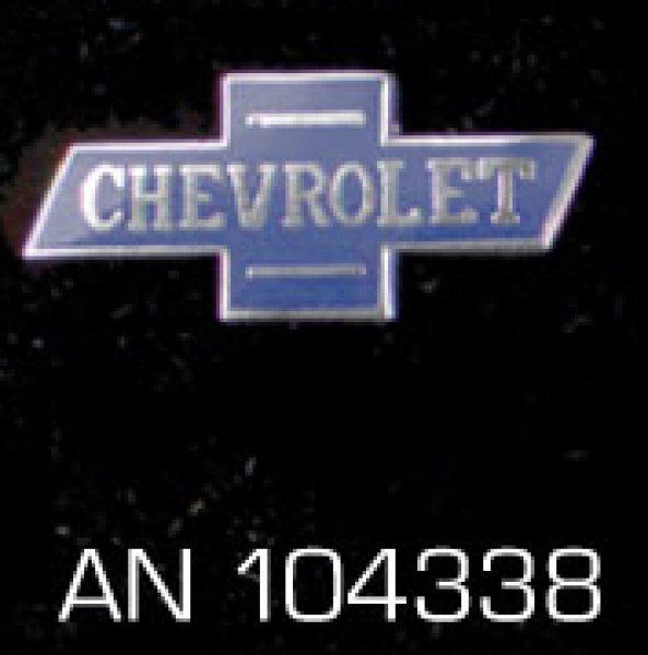 """Pin """"Chevrolet"""" AN 104338"""