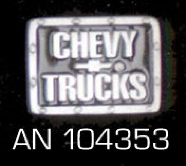 "Pin ""Chevy Trucks"" AN 104353"