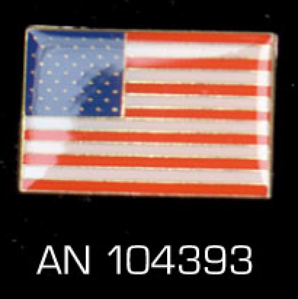 Pin USA-Flag AN 104393