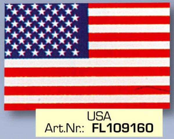 USA Flag FL 109160
