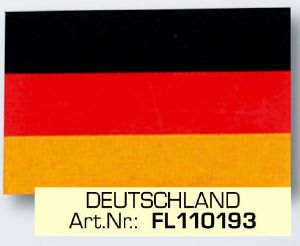 Germany Flag FL 110193