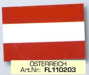 Österreich Flagge FL 110203