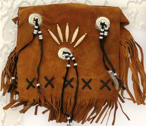 Buckskin Handbag TA 16630