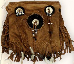 Buckskin Handbag TA 16633