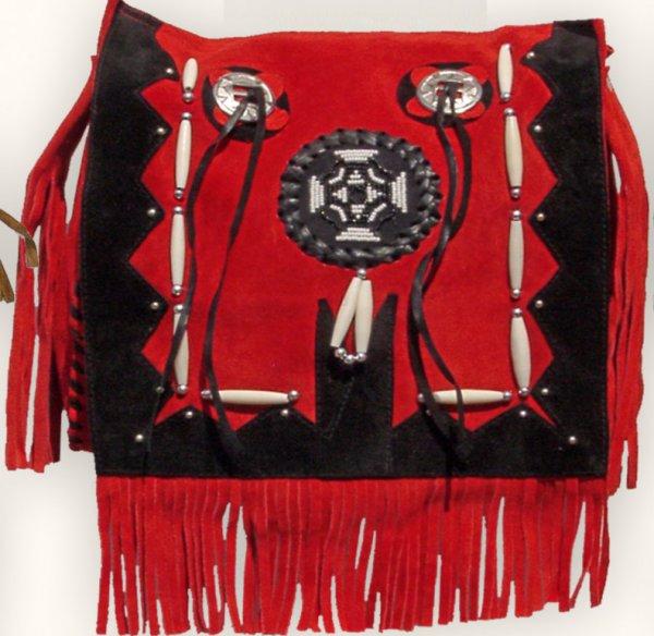 Buckskin Handbag TA 16635