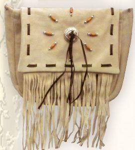 Buckskin Handbag TA 16636