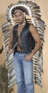 Federhaube Sitting Bull (G)