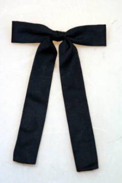 Schleife Earp schwarz (G)