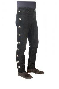 Wild leather trousers Wyatt (G)