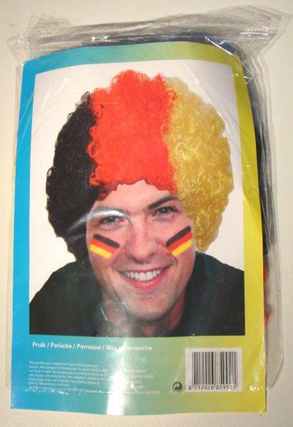 Deutschland Perücke
