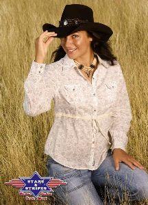 Westernbluse Alyssa