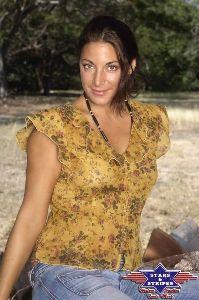 Westernbluse Helen