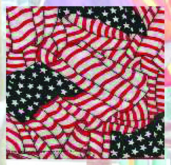 Bandana USA Flag (G)