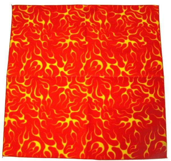 Bandana Flame red (G)
