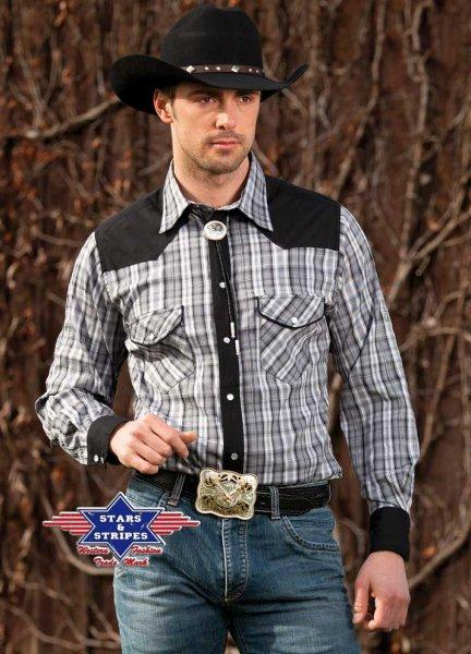 Westernhemd Brian