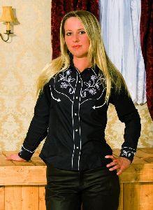 Westernbluse Benita (G)