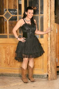 Dress 1803.10 schwarz (G)