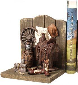 Buch-CD-Stütze Pferdestall (G)
