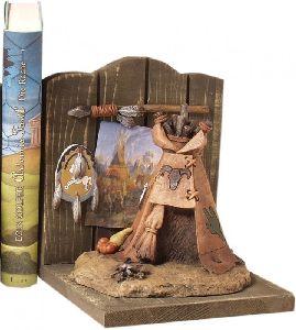 Buch-CD-Stütze Indianerzelt (G)