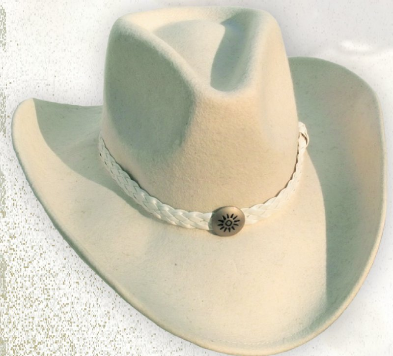 Hat HUT 18274 white