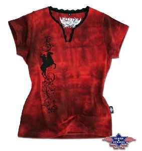 T-Shirt Unruly Lady
