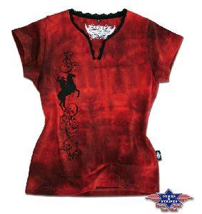 T-Shirt Unruly Lady