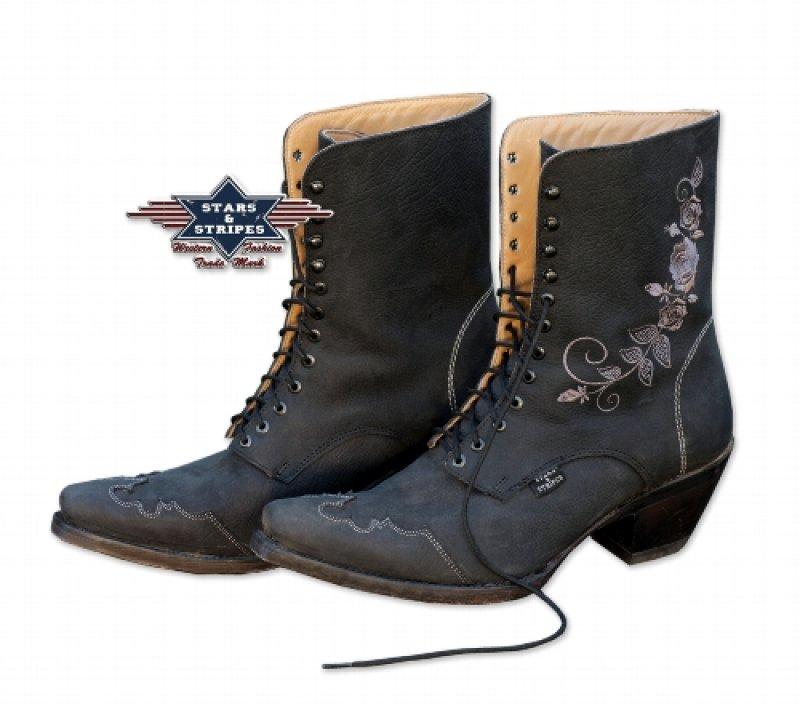 Western boots Rosi black