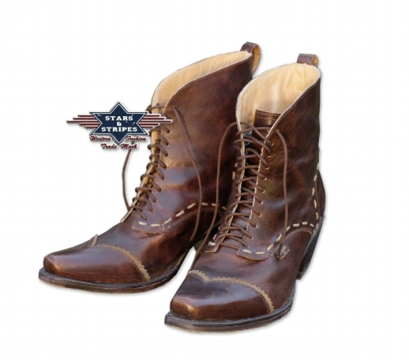 Western boots Ashley brown