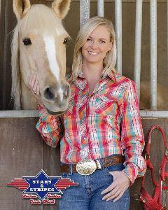 Westernbluse Jill
