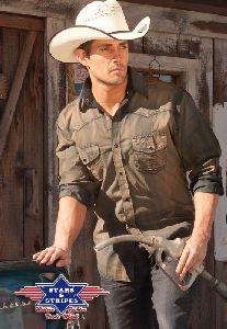 Westernhemd Dave