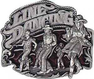 Buckle Line Dancing 198