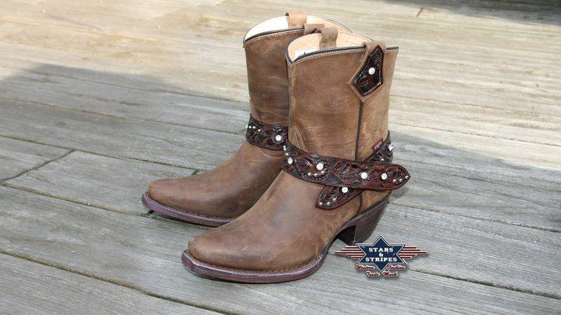 Western boots WBL-26