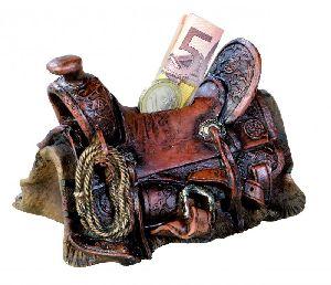 Spardose Saddle (G) 2303