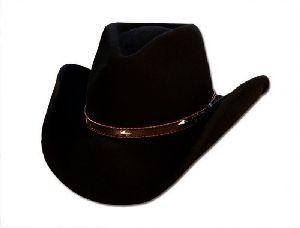 Cowboyhut Dallas schwarz