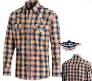 Westernhemd Justin lang
