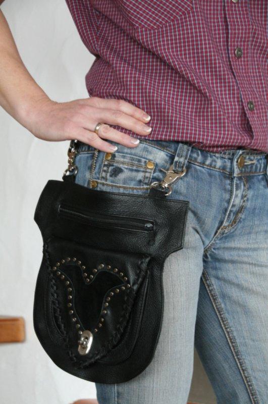Line Dance Tasche LDT 1 schwarz