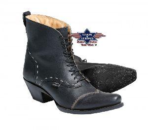 Western boots Ashley black