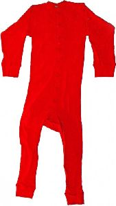 Kinder-Unterwäsche Long John rot UW 11992