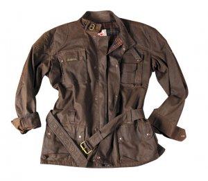 SCIPPIS Cruiser Jacket, braun