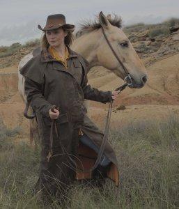 SCIPPIS Flinders Riding Coat