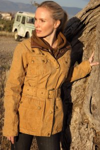 SCIPPIS Sussex Canvas Jacket