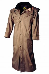 SCIPPIS Stockman Coat beige