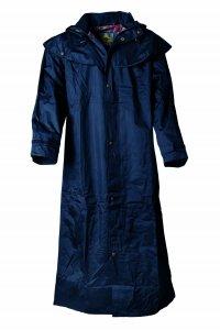 SCIPPIS Stockman Coat schwarz