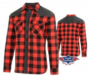 Westernhemd Lumber Jack